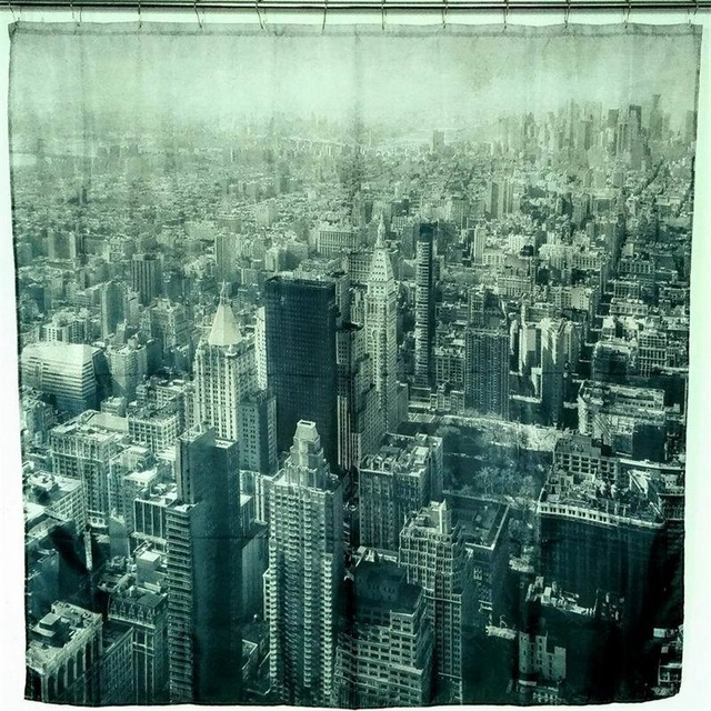 Curtains Ideas cityscape shower curtain : Online Buy Wholesale cityscape curtains from China cityscape ...