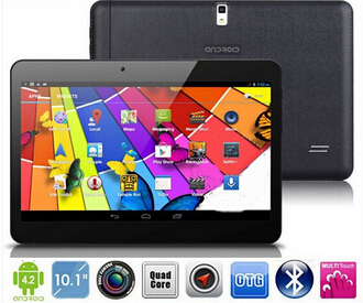 Tablet 10 inch MTK6582 Quad Core 3G Phone Call 1024*600 5.0MP Camera 2GB 16G Android 4.4 Bluetooth GPS tablet pc 7 9 10(China (Mainland))