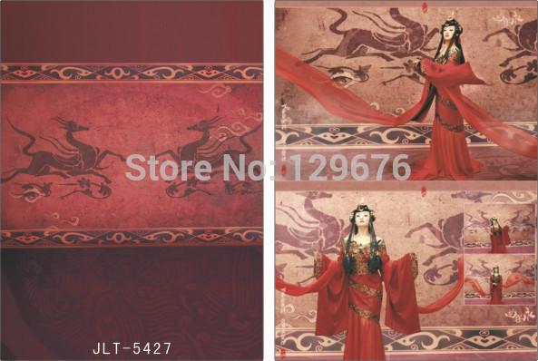 Фотография Vinyl Custom Photography Backdrops Prop Photo Studio Background  Wedding Dress JLT-5427
