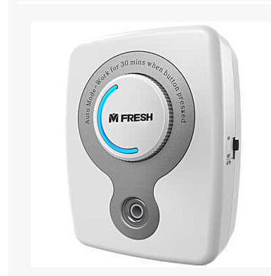 Mfresh ozone generator\ air purifier\ air cleaner 110V---240V can be used(China (Mainland))