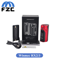 Original Wismec Reuleaux RX2 3 TC Box Mod 150W 200W Upgradeable Firmware Reuleaux RX2 3 TC
