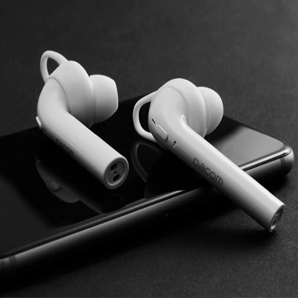 Dacom original TWS True wireless Bluetooth Earbuds earphone for Apple iPhone 7 7 plus Headset Double Twins Earphones For Android(China (Mainland))