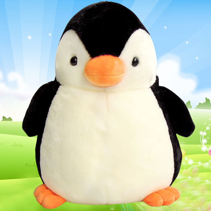 With Toys Penguin Tots : Aliexpress buy cm quot penguin stuffed animal