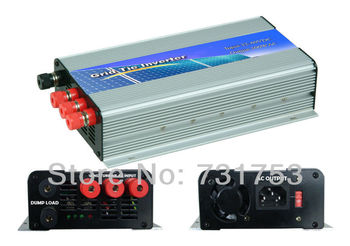 Free Shipping ,300W  Wind Grid Tie inverter For 12V/24V (DC Wind Turbine)  ,90-260VAC ,No need  controller and battery