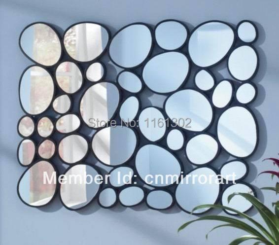 Acheter cercles miroir mural de d coration for Acheter miroir mural