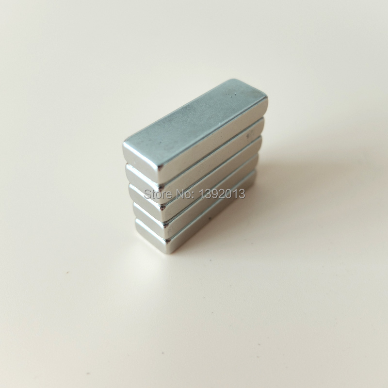 Гаджет  N52 30*10*5mm Permanent Magnetic Force Pulling Powerful 10 Pieces Neodimio Loadstones Cabinet Latches Magnets None Строительство и Недвижимость