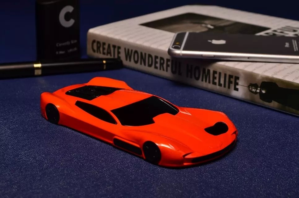 3D Fashion Luxury Hard Cool Sport Racing Car Design Children Toys Sidewipe Case for Iphone5 5S 6 6S 4.7 inch Protector