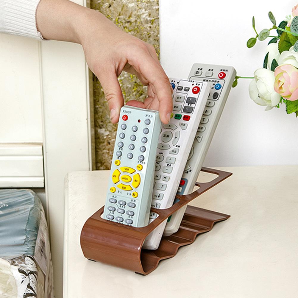 Oulii supporti tv da terra supporto tv con staffa di - Organizador mandos a distancia ...