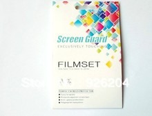 6* Clear New Screen Protector Films For Star U89 smart Android cell phone Free shipping with tracking number(China (Mainland))
