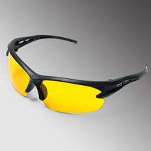 Men Women's UV 400 Protector Night Vision Glasses Driving Sunglasses Eyewear New arrival