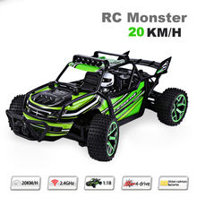 Buy Highspeed Remote Control Car 1:18 20KM/H Speed RC Drift RC Car Radio Controlled Cars Machine 2.4G 4wd off-road buggy Kids Gift for $19.26 in AliExpress store