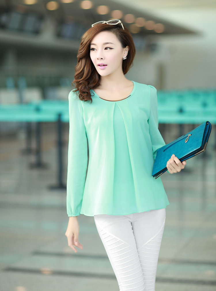 long sleeve casual shirts for women | Gommap Blog