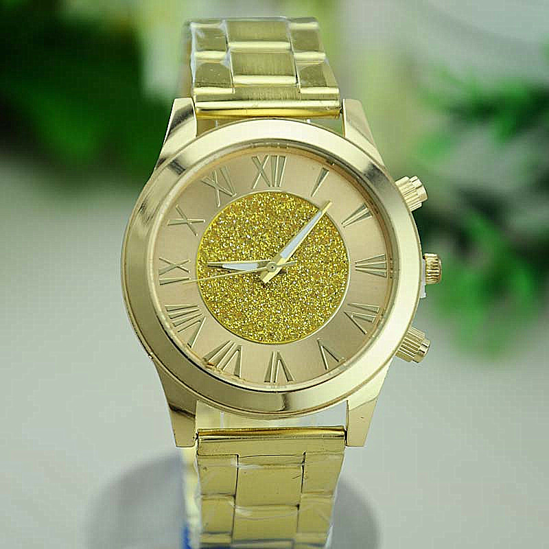new metal big gold stainless steel