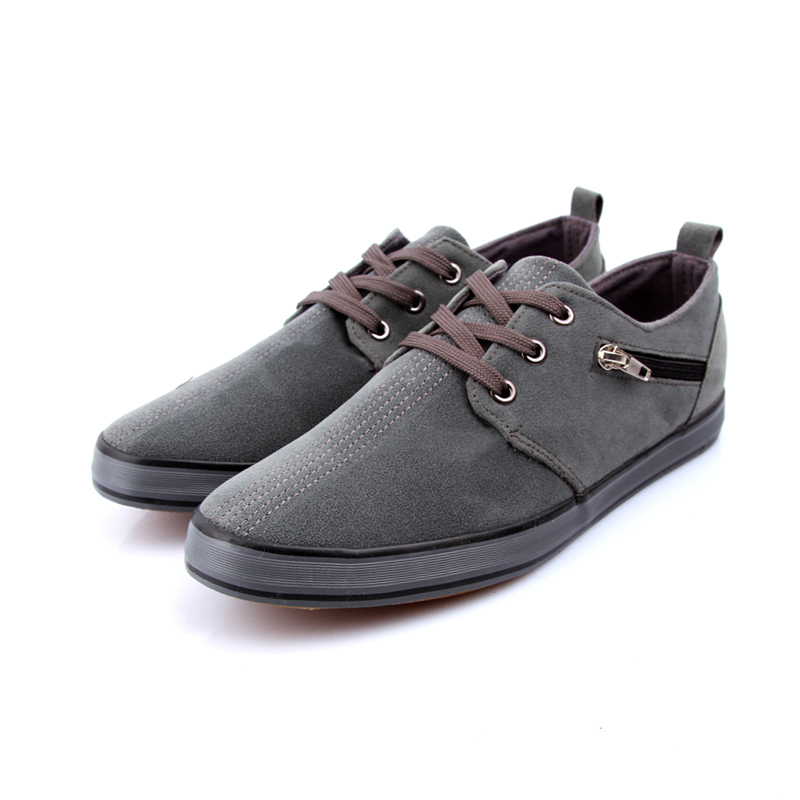 ! 2014 Fashion Men Leisure genuine leather Stock Sneakers Eu 40-46 Main New Casual Driving Sports Shoes - Online Store 726950 store