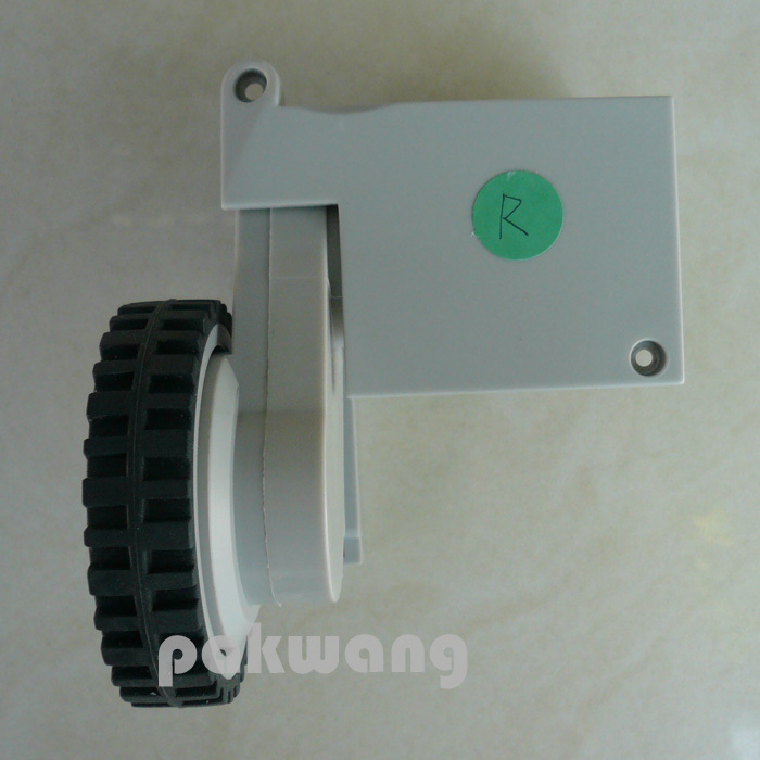 Robot vacuum cleaner SQ-A320 and A325 Spare Parts Right Wheel supply with free shipping to the World(China (Mainland))