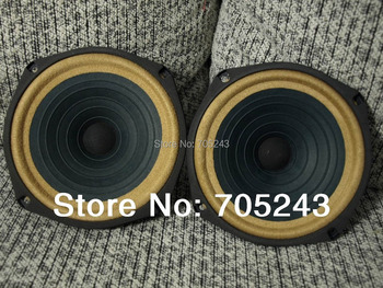 pair HiEND 6.5inch  DIATONE P610 clone MK2  fullrange speaker (upgreat eddition)