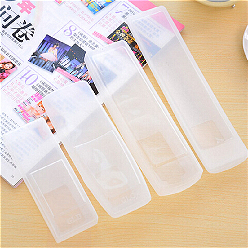 Waterproof Remote Control Dust Cover Protection Transparent Condition Remote Controller Silicone Protector Waterproof Organizer(China (Mainland))