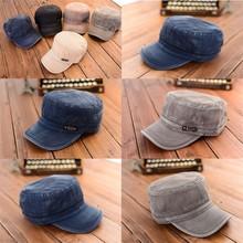 New Coming Cadet Military Baseball Sport Cap Mens Womens Classic Adjustable Army Plain Hat Wholesale(China (Mainland))