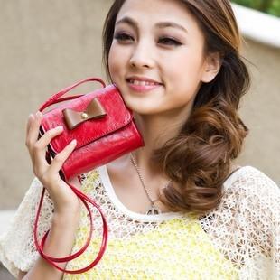 Arrival  Winter New Handbag Korean Shoulder Bag Diagonal Ms. Clutch Bow Mini Package Free Shipp<br><br>Aliexpress