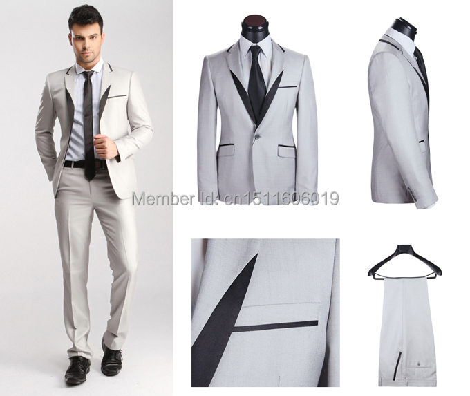 Mens Dress Suits Styles