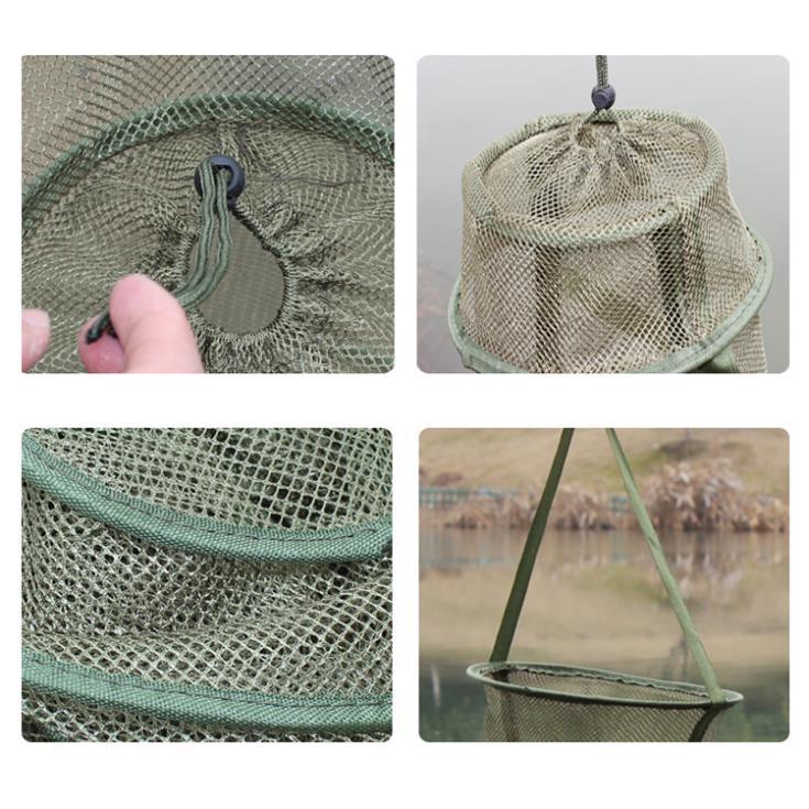 как сложить рыболовные снасти