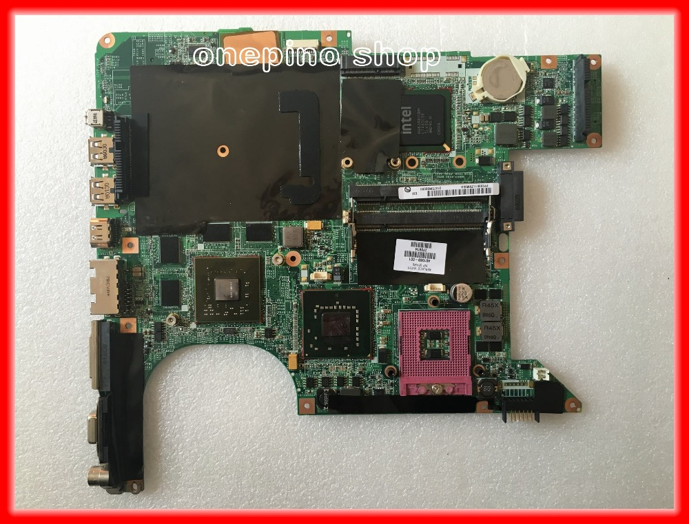 447983-001 for HP Pavilion dv9000 DV9500 DV9700 Notebook motherboard PC notebook fit for 461069-001 100% tested(China (Mainland))