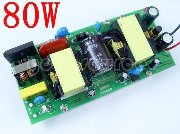 LED 80W Driver  High Power LED 80 Watt LED Light lamp