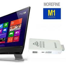 New 64 Bit Processor MOREFINE M1 Intel Window8.1 Quad-Core 2/32G Mini PC Smallest Desktop Computer for Commercial (China (Mainland))