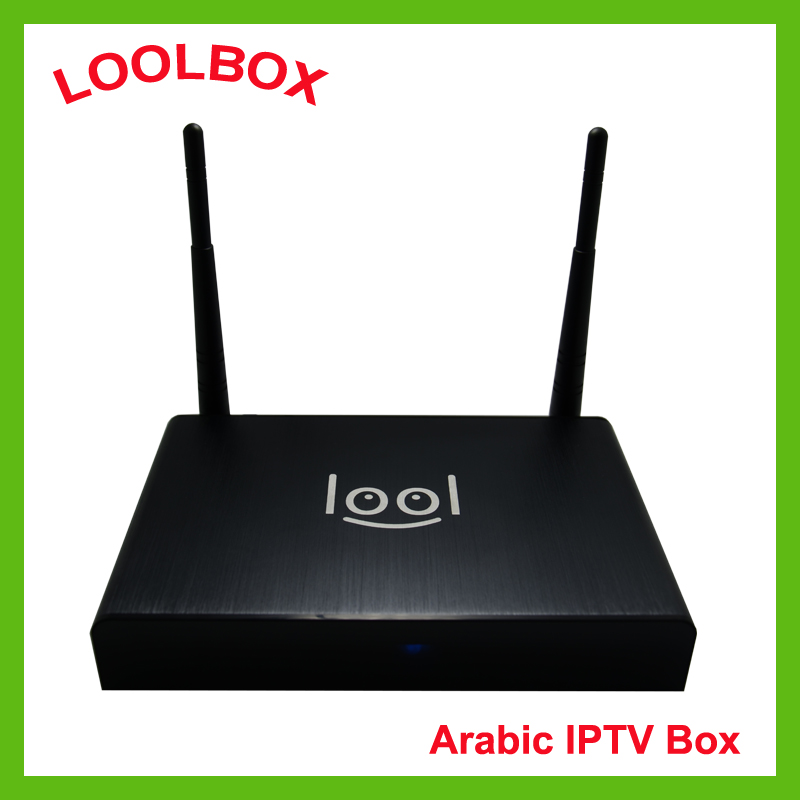 Arabic IPTV, Free DHL, >400HD arabic channels latest HD movies,2 years watching, loolbox best tv box - SHENZHEN LOOL TECH CO., LTD store