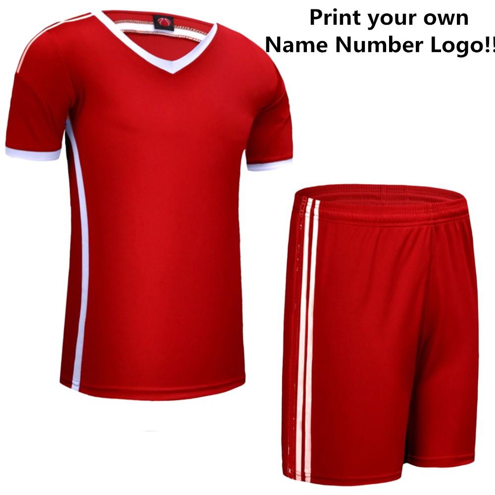 DIY Customized Football Jersey Men Size L XL XXL XXL Polyester DIY Printing Football Pants Shorts Man(China (Mainland))