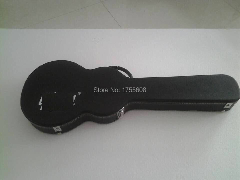 Electric Guitar BLACK Hardcase Not sell separately ,Sale with guitar together!<br><br>Aliexpress
