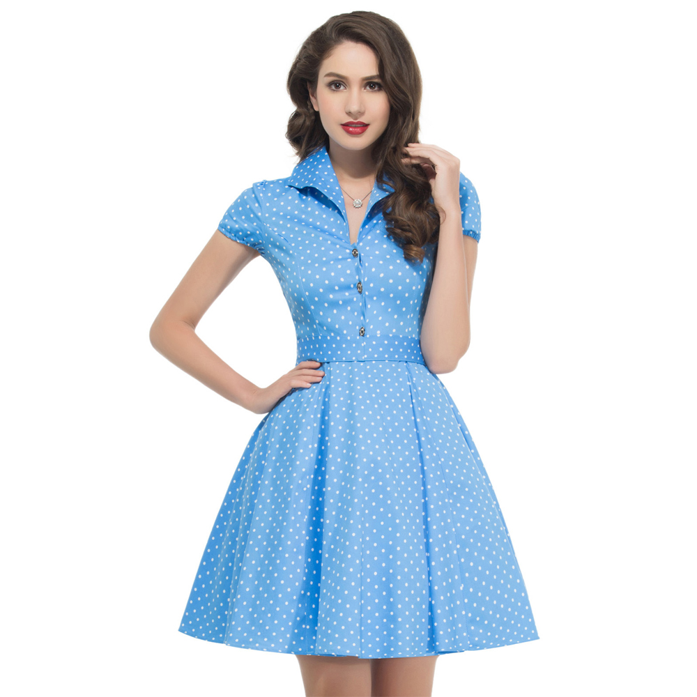 Plus size 50's clothes