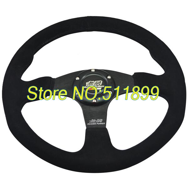 Mugen Modified Car Steering Wheel Auto Steering Wheel Racing Steering Wheel(China (Mainland))
