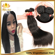 Peruvian Virgin Hair Straight 3 Pcs 6A Unprocessed Virgin Peruvian Straight Hair,Rosa Hair Products Cheap Human Hair Extension(China (Mainland))