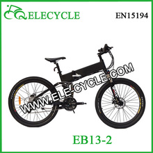 ELECYCLE Eb13-2 250W SUMSUNG Core brushless  Mountain Electric Bike Electric Bicycle e bike chinese jiangmen for sale