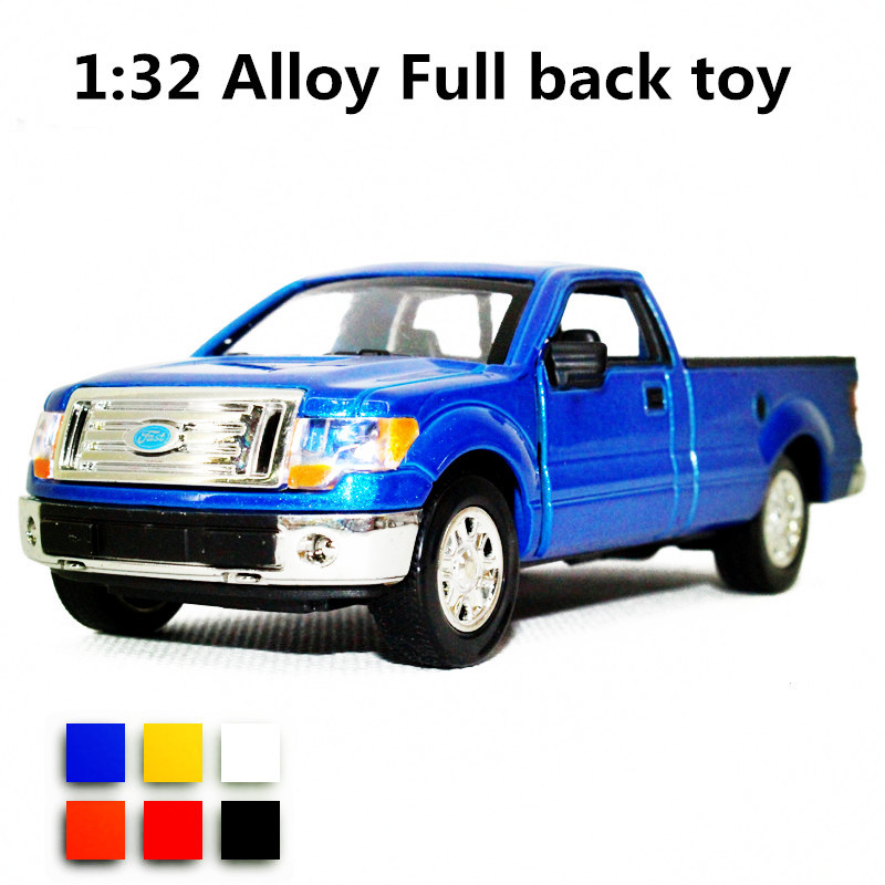 Funny toys 2014 new pull back cars music light truck multi color baby elecric cars lowest price metal models(China (Mainland))