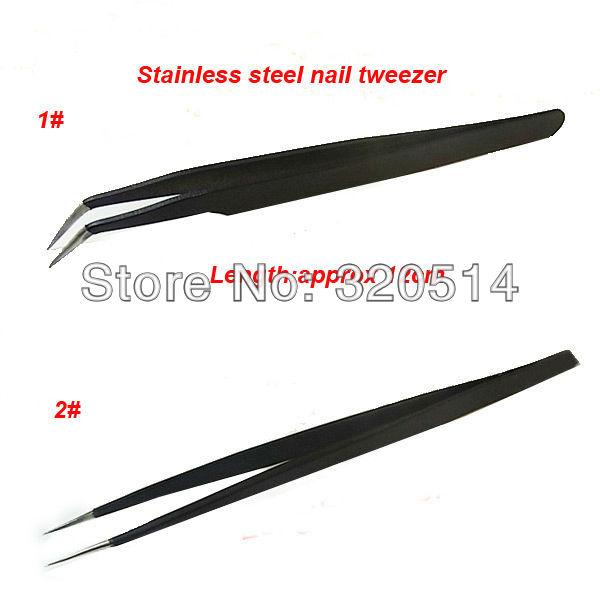 2pcs/set Stainless Steel Nail