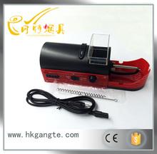 Gtc-82a красный электрический табака сигареты автоматический роликовый роллинг инжектор чайник DIY машина
