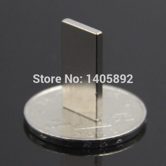 200pcs Super Powerful Strong Rare Earth Block NdFeB Magnet Neodymium N35 Magnets F30*10*2mm- Free Shipping<br><br>Aliexpress