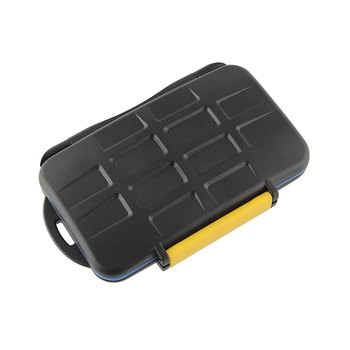 Новый водонепроницаемый карт памяти для хранения чехол держатель Box протектор для CF карты SD бесплатная доставка
