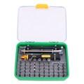 51 in 1 Steel Professional Multi Tool Set Hand Opening Repair Tool Kit Precision Screwdriver Set