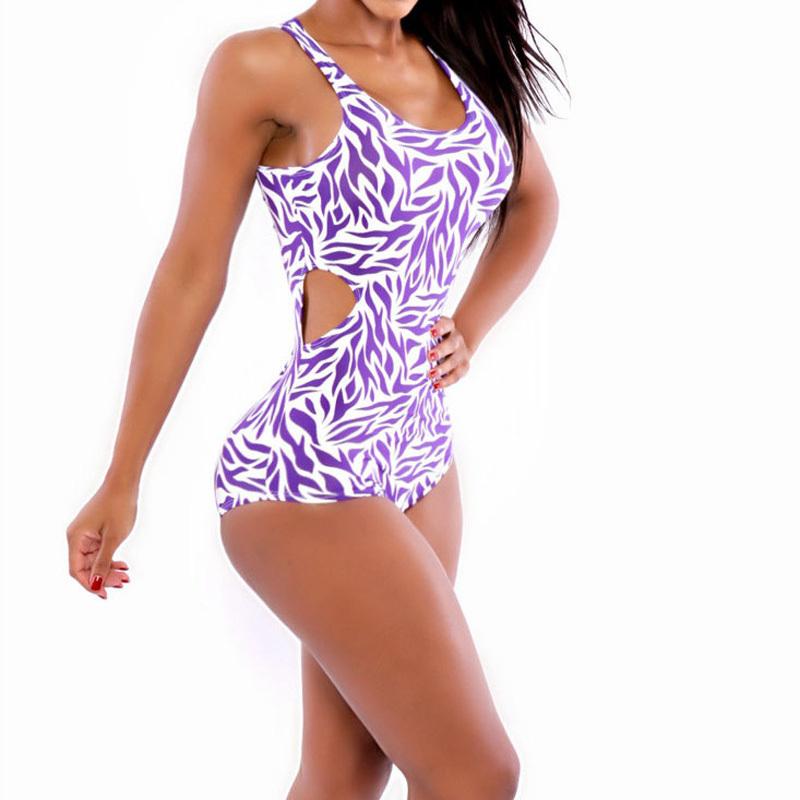 19 Choices Print High Waisted Bathing Suits Bandage One Piece Swimsuit Sexy Strap Swimwear Women Plus Size Beach Wear Monokinis(China (Mainland))