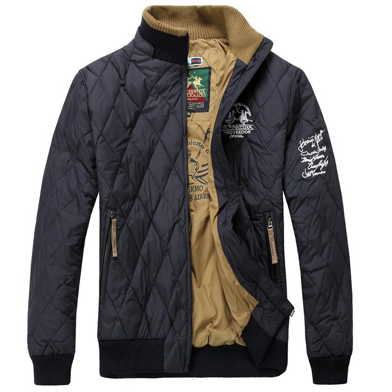 2014 polo jacket men down coats 80% White duck down ...