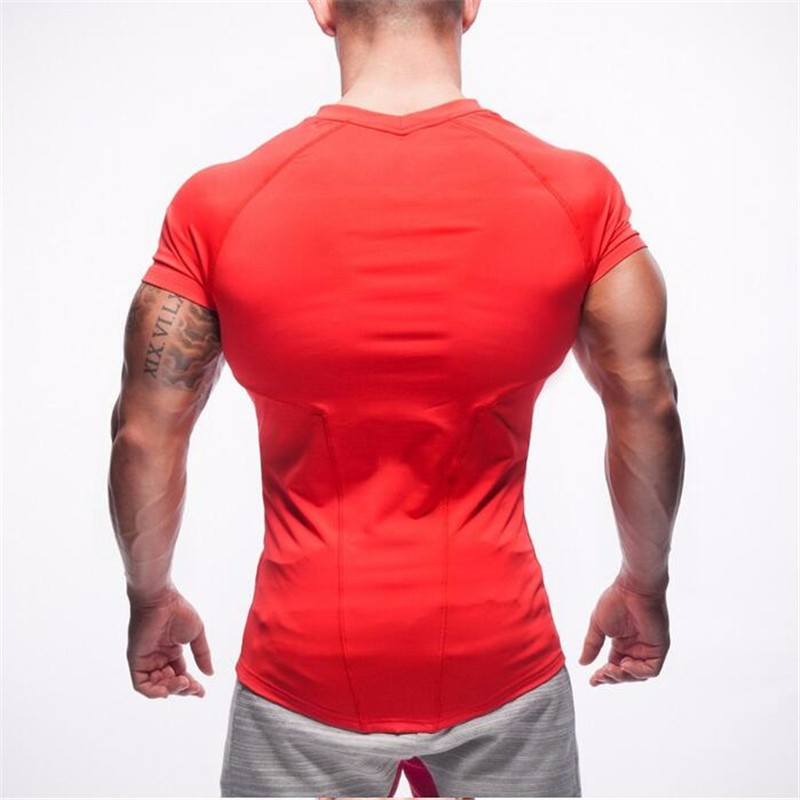 Wholesale Compression Under Base Layer T Shirts Athletic
