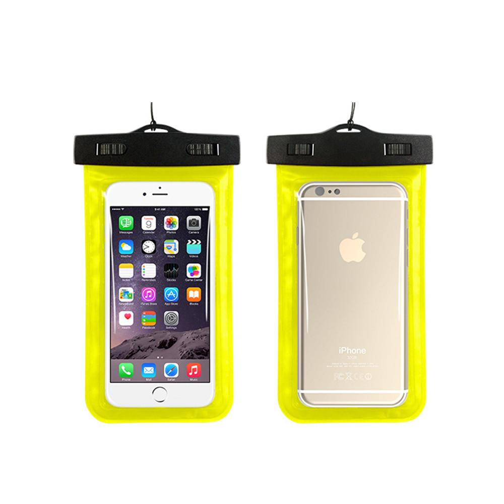 Водонепроницаемый сумка чехол для iPhone 5 SE 6 6S плюс Gal