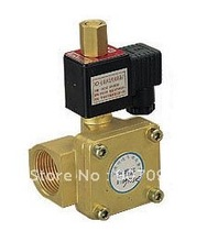 Hailong 0955 Series Normally Open 2-Way Oil Diaphragm Type Brass Electric Valve 0955305 BSPT1/2''(China (Mainland))