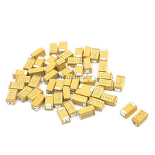 Buy 20PCS 10UF 35V C6032 Type C Tantalum Capacitor SMD C 6032 Chip for $1.09 in AliExpress store