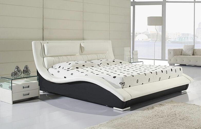 China bedroom furniture King bed furniture Bedroom furniture(China (Mainland))