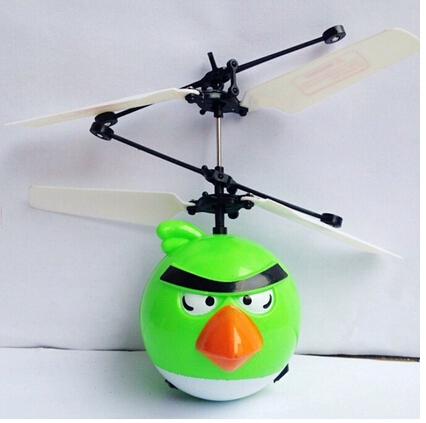 2015 Popular Electronic toy RC flying bird helicopters flying saucer ball child remote control toy model(China (Mainland))