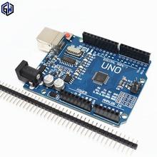 Buy 1pcs TENSTAR ROBOT UNO R3 CH340G+MEGA328P Compatible Arduino UNO R3 for $3.15 in AliExpress store